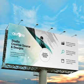 Corporate Business Billboard Banner