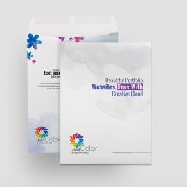 Corporate-Business Catalog Envelope