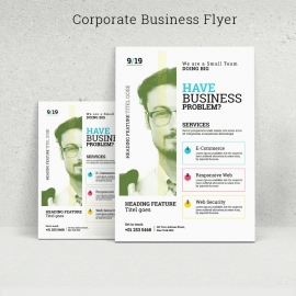 Corporate-Business Flyer