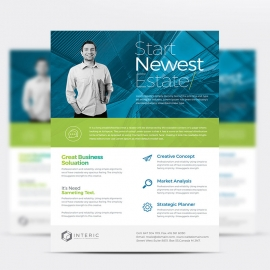 Corporate Business-Flyer Design