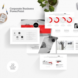 Corporate Business PowerPoint Presentation