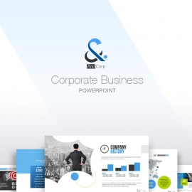 Corporate Business PowerPoint | TheAND