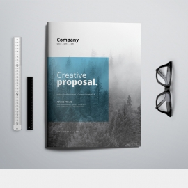 Corporate Business Proposal Template