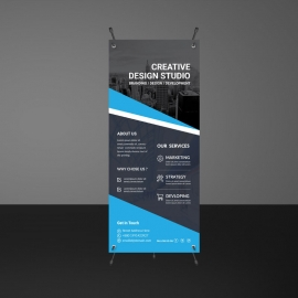Corporate Business Rollup Template