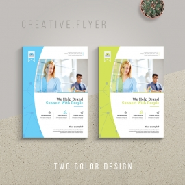 Corporate Clean Business Flyer