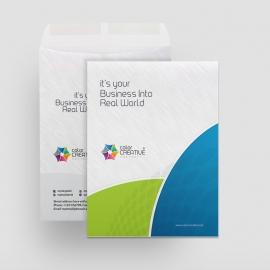 Corporate Clean  Catalog-Envelope