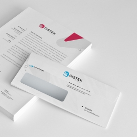 Corporate Clean Commercial Envelope