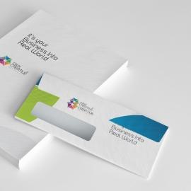 Corporate Clean Commerial-Envelope