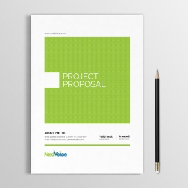 Corporate Clean Proposal
