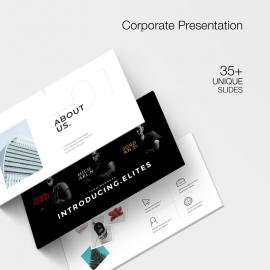 Corporate & Creative Clean PowerPoint Presentation Template