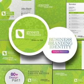 Corporate Mega Branding Bundle Volume 01