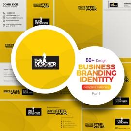 Corporate Mega Branding Volume 01