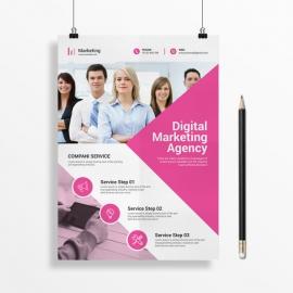 Corporate & Minimal Flyer