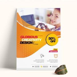 Corporate Modern Business Flyer
