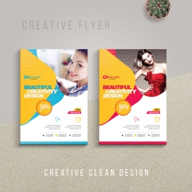 Corporate Modern Business Flyer