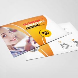 Corporate Modern Postcard