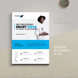 Corporate Multipurpose Flyer Template