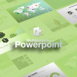 Corporate Powerpoint Presentation