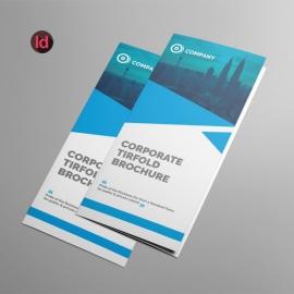 Corporate Trifold Brochure