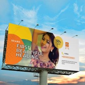 Creative Business Billboard Banner