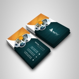 Circles Business Card