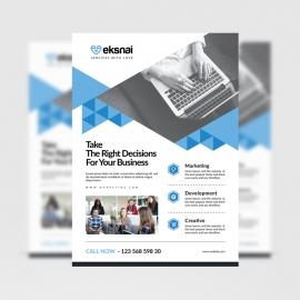 Creative Business Development Flyer