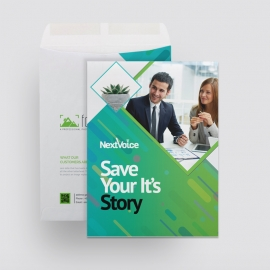 Creative Business Envelope Catalogue