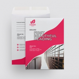 Creative Business Envelope Catalogue
