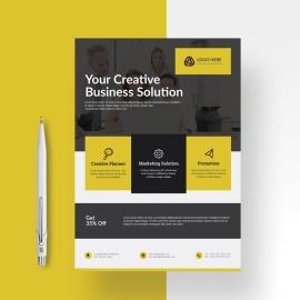 Creative Business Flayer