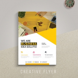Creative Business Flyer