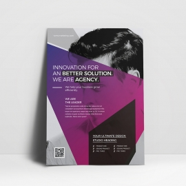 Creative Business Flyer Template