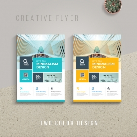 Creative Business Flyer Templates