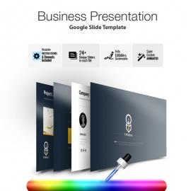 Creative Business Google Slide Presentation Template
