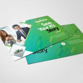 Creative Business Post Card