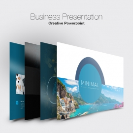 Creative Business Powerpoint Presentation