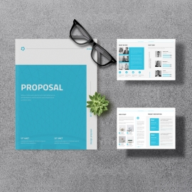 Creative Business Proposal Template