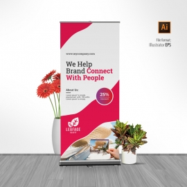 Creative Business Rollup Banner