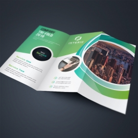 Creative & Business Tri_Fold-Brochure