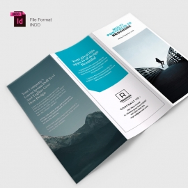 Creative Business Trifold Brochure Free Download