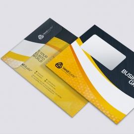 Creative Clean B5 Envelope