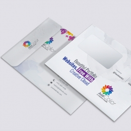 Creative Clean B5 Envelope
