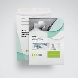 Creative Clean C4 Envelope Catalog