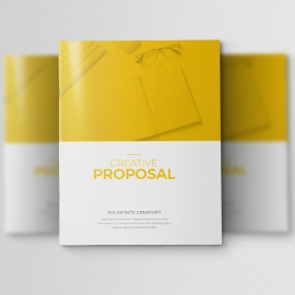 Creative Clean Corporate Project Proposal