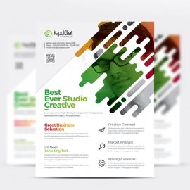 Creative Clean Design Flyer