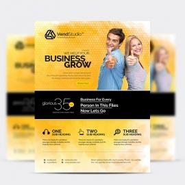 Creative Clean Flyer Design