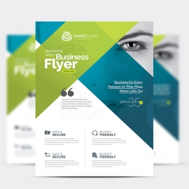 Creative Clean Flyer Design