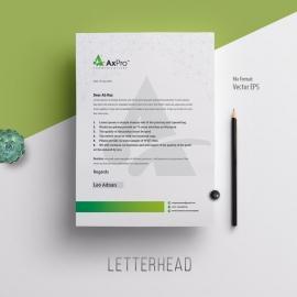 Creative Clean Letterhead Template