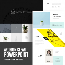 Creative Clean Powerpoint Presentation