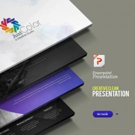 Creative Clean Powerpoint Presentation