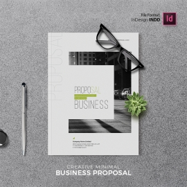 Creative Clean Proposal Template